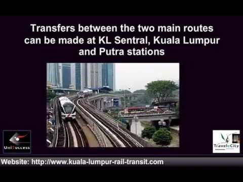 KTM Komuter: The Popular KTM Komuter Train Network Of Trendy Kuala Lumpur