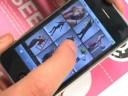 Bijenkorf mobile shotcode case