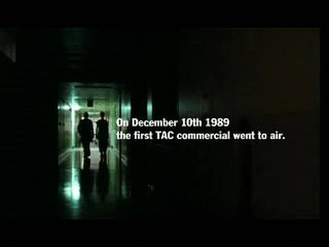 """TAC 2009 Christmas Campaign TV ad - 20 Anniversary retrospective montage """"Everybody Hurts"""""""