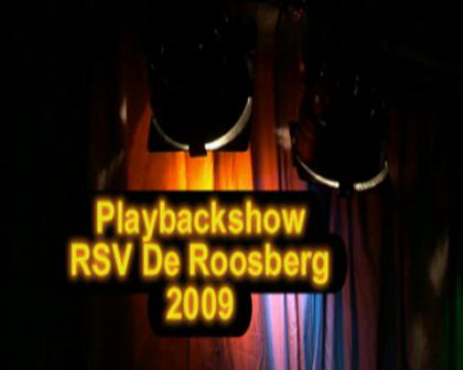 Playbackshow RSV De Roosberg