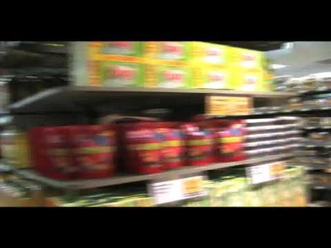 Supermarkt TV van POSTV