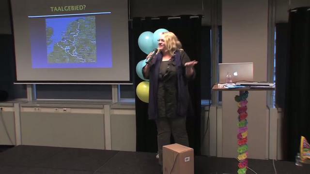 Presentatie bij lancering Handboek Communities van Erwin Blom