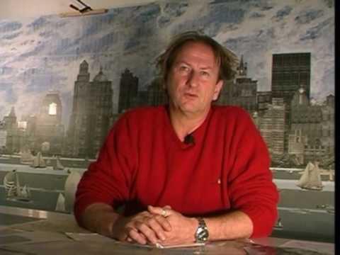 Harald Vlugt - collage Nieuw Amsterdam - een clip van Ger Poppelaars