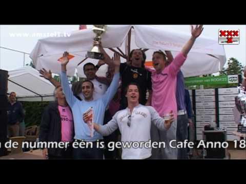 www.amstel1.tv Horeca voetbaltoernooi 2010 in Amstelveen