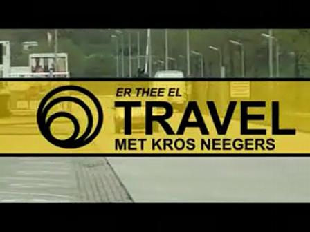 Chros Neegers bezoekt de Universiteit van Tilburg
