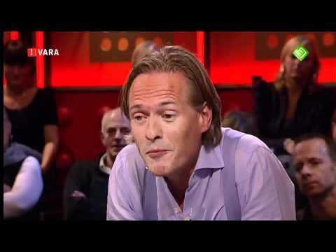 Jort Kelder vs Pieter Storms in DWDD