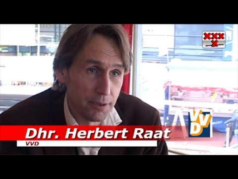www.amstel1.tv - Herbert Raat lijsttrekker Volkspartij voor Vrijheid en Democratie