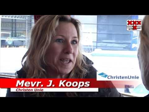 www.amstel1.tv - Jacqueline Koops lijsttrekker Christen Unie