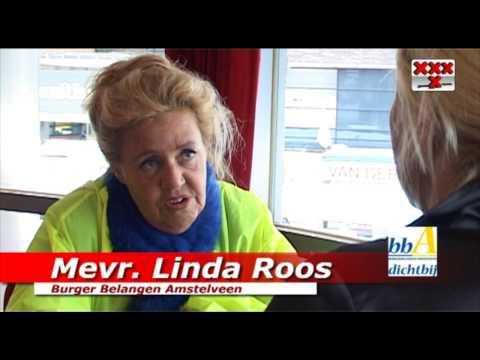 www.amstel1.tv - Linda Roos lijsttrekker Burger Belangen Amstelveen