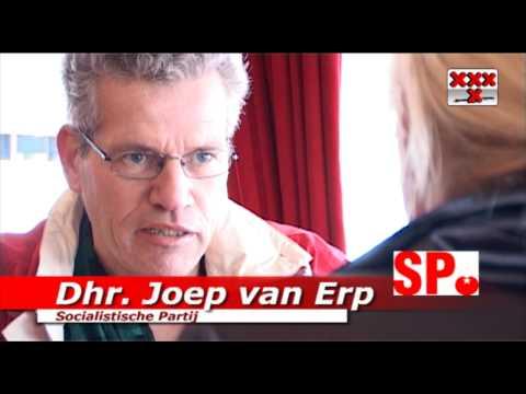 www.amstel1.tv - Joep van Erp lijsttrekker Socialistische Partij
