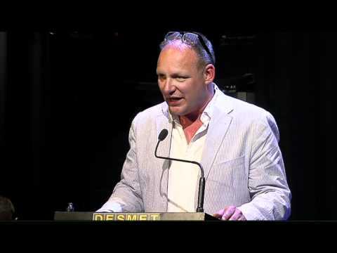 Afsluiting Peter Wybenga - Zesde Nederlands MediaNetwerk Event