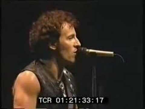 Bruce Springsteen - Chimes Of Freedom