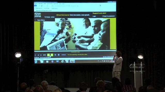 Hidde Kross (AfricanSlumJournal) @ CMC VoD