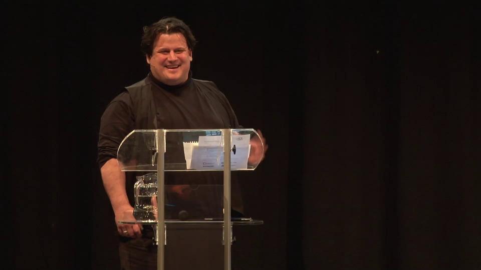 Richard Kastelein (Agora Media Innovation) @ CMC Connected TV