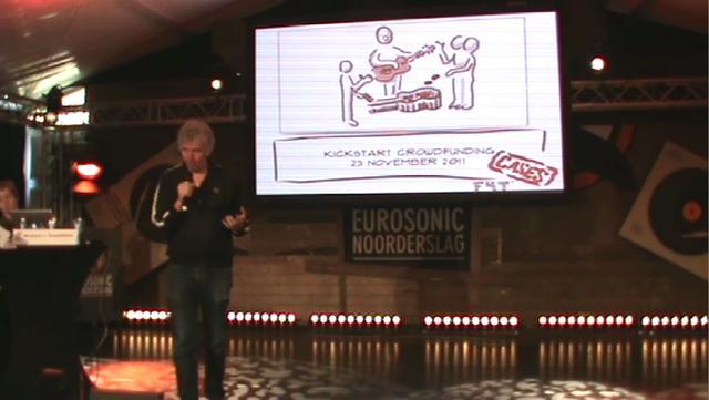 Erwin Blom (The Crowds) over succesvolle toepassingen van online (muziek)video's