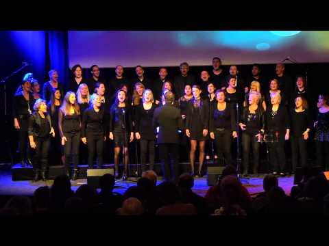 Night of the Choir / Thousand Hills gospel choir 2014 / Wouter de Wild