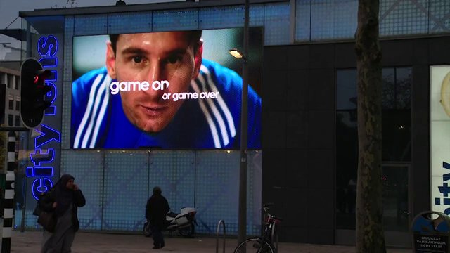 Campagne Adidas