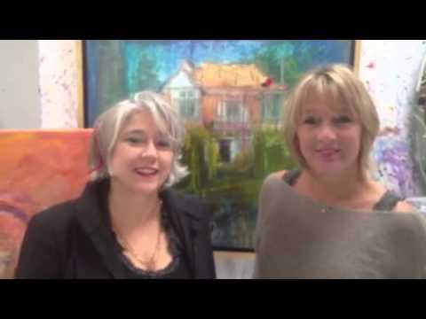 Kunst Bussum / Marjan Derksen/ Jacqueline de Vries/ Wouter de Wild