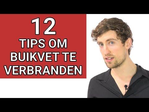 12 Belangrijkste Tips om Buikvet te Verbranden