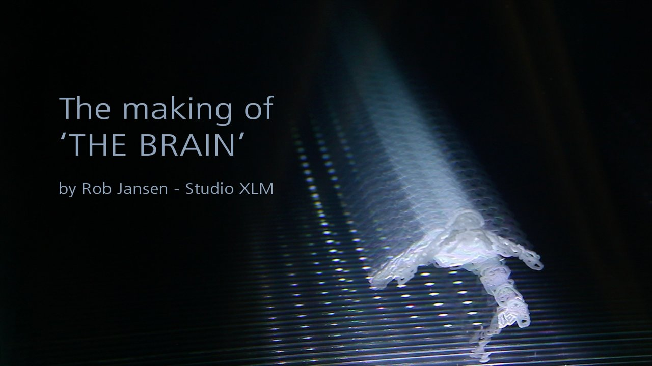 THE BRAIN - the making of - Shell