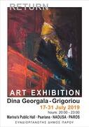 Dina Georgala - Grigoriou Exhibition