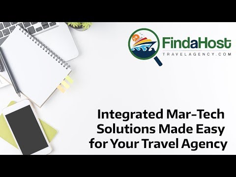 Integrated Mar Tech Solutions Made Easy for Your Travel Agency