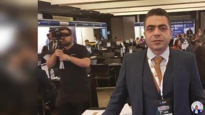 Great Lebanese businessman– Sharif Wraya