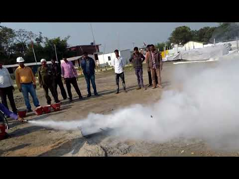 How to conduct fire mock drill training I Safety training I HSE Training- Dynamic Safety Institute