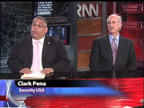 Clark Pena - Security USA on RNN News