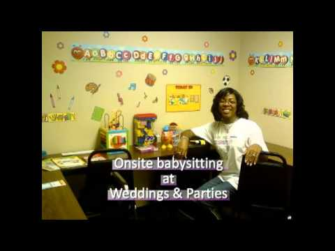MOBILE MOMMIES LLC~Babysitting at your event!