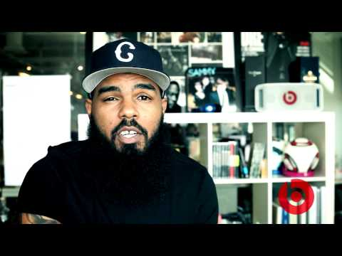 Video: Rapper Stalley Beats By Dre Freestyle