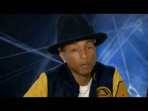 Pharrell On Scoring Amazing Spider-Man 2