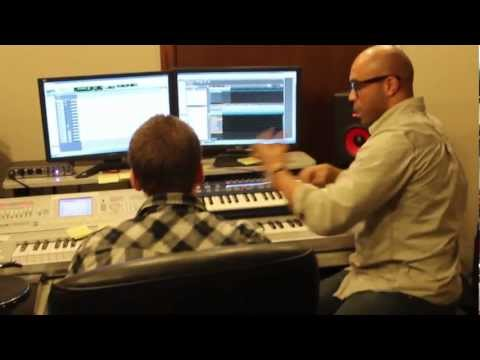 Studio Beat Making With 2K & Dustin Carter