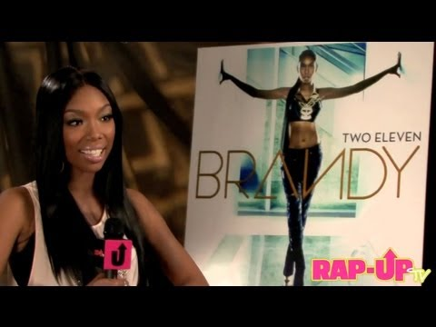 Singer Brandy Interview With Rap-Up TV