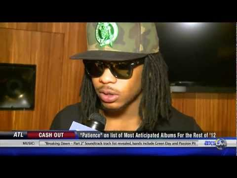 Rapper Ca$h Out Interview From The Studio