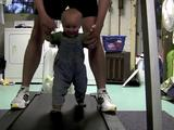 Andrew's First Treadmill Workout
