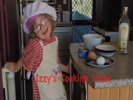 Izzy Cooks Patties