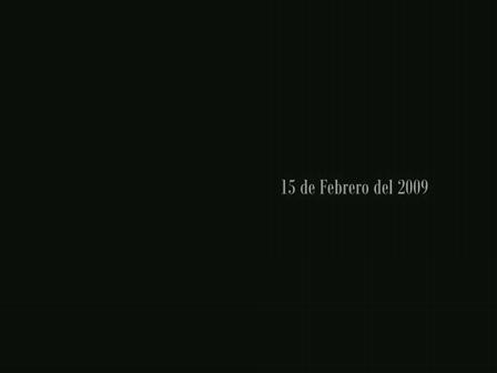 15 de febrero del 2009