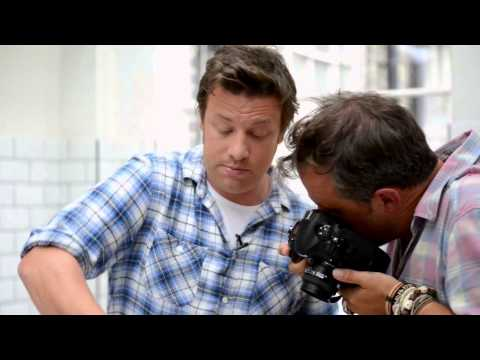 Food Photography Master class by Jamie Oliver