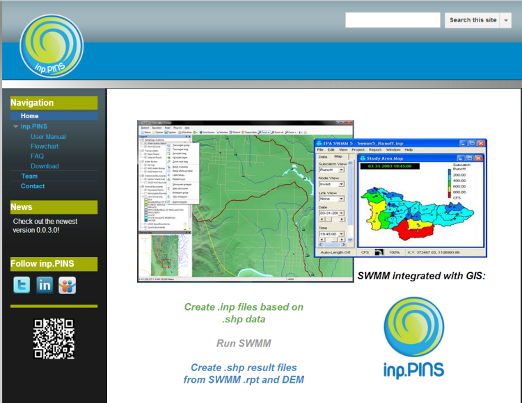 ArcGIS data into SWMM - Pre 2014 Blogs - SWMM 5 or SWMM or EPASWMM