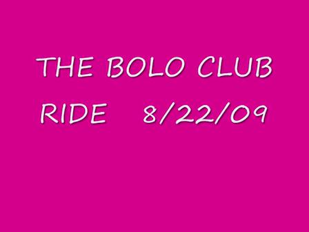 EDGE BOLO CLUB MOVIE