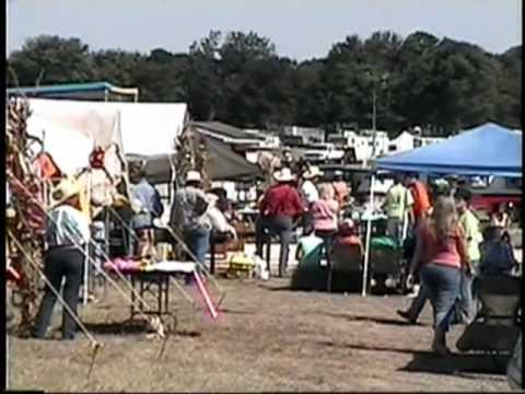 2008 St.Jude Buck Creek Trail Ride Video 1