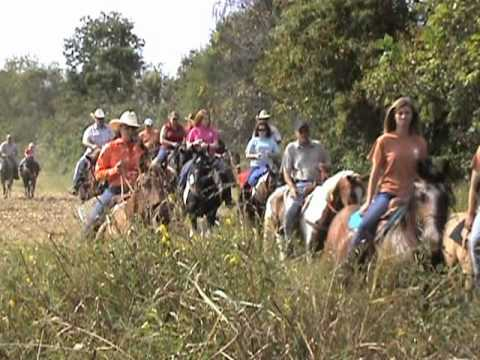 2010 Buck Creek Trail Ride Video 3.mpg