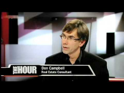 Don R. Campbell On CBC's The Hour Part 2