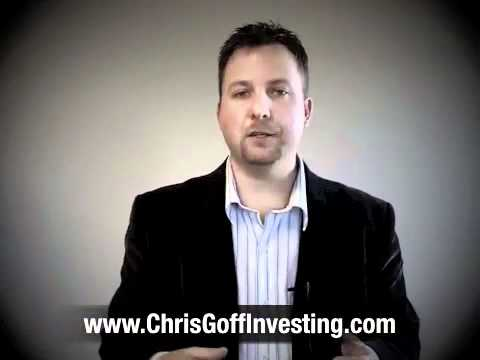Chris Goff - Contingency Clause that MUST Be in Your Contract