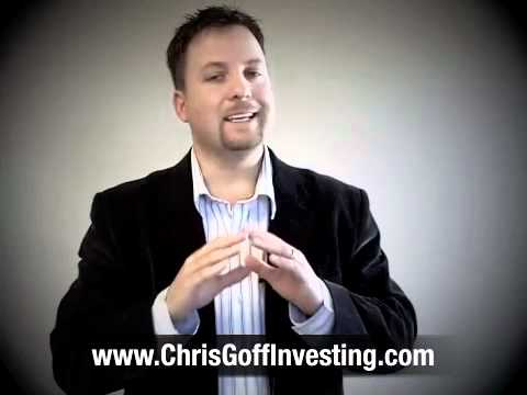 Chris Goff Wholesaling Real Estate Legally!
