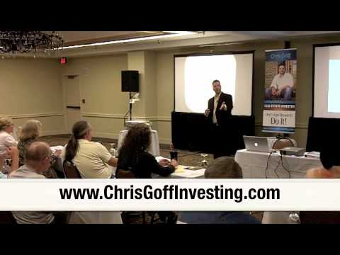Real Estate Marketing Tip - Chris Goff