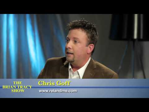 Real Estate Investing Expert: Brian Tracy interviews Chris Goff
