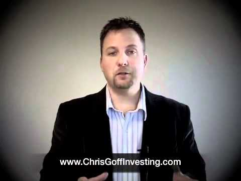Chris Goff - Real Estate Investing with No Money & No Credit Explained