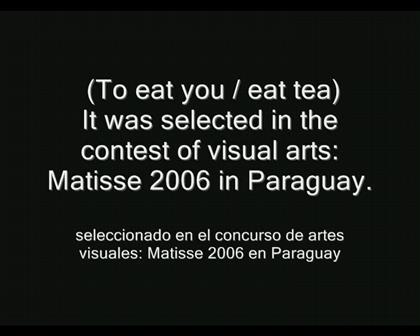 COMER-TE (to eat you/eat tea)